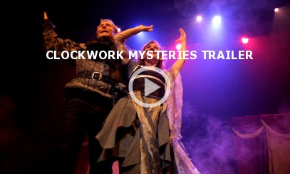 Clockwork Mysteries Trailer